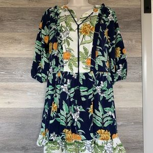 Anthropologie Lost + Wander tunic dress XS